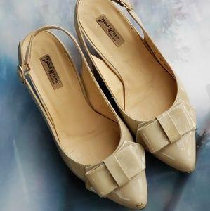 Paul Green leather sandal